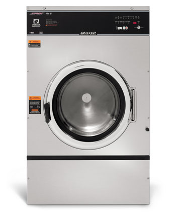 troubleshooting support dexter laundry on premise 30 cycle washers