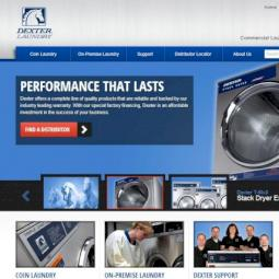 Dexter Laundry Launches New and Expanded Website at Dexter.com