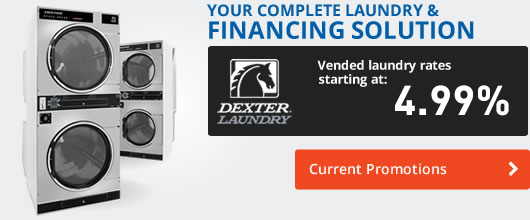 Vended Washers - Dexter Laundry