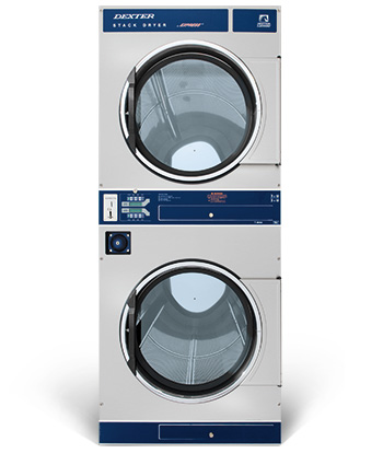 t 30x2 express vended dryers vended laundry dexter laundryt 30x2 express 30 lb c series vended stacked dryer