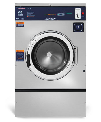t-450 express 30 lb c-series vended express washer