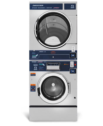 t450 swd express 30 lb cseries vended stack washerdryer